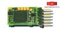 Tillig 66020 Funkciódekóder, Uhlenbrock, 6 tűs - NEM 651 (TT)