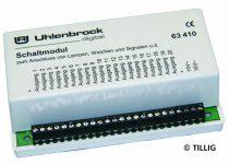 Tillig 66838 LocoNet vezérlődekóder (Uhlenbrock)