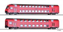 Tillig 70006 Emeletes személykocsi-pár vezérlőkocsival, Sihltalbahn (E5), S-Bahn Zürich Ue