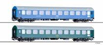 Tillig 70023 Személykocsi-pár, Balt-Orient-Express 2, CSD/CFR (E4)