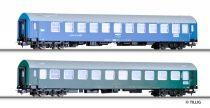 """Tillig 70028 Személykocsi-pár, négytengelyes Y-sorozat, Balt-Orient-Express 3"""", CSD/CFR (E4"""