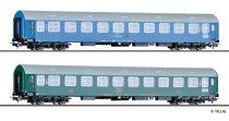 Tillig 70034 Személykocsi-pár, négytengelyes Y sorozat, Balt-Orient-Express 4, CSD/CFR (E4)