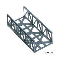 Tillig 7130 Rácsos vasúti híd, 115 mm (TT)
