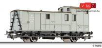 Tillig 76478 Tehervonati poggyászkocsi, K.Sächs.Sts.E.B. (E1) (H0)