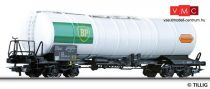 Tillig 76510 Tartálykocsi, négytengelyes ÖBB, BP/WASCOSA