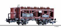 Tillig 76611 Savedényszállító teherkocsi, fékházzal, Baden, Elektro-Nitrum AG (E1) (H0)