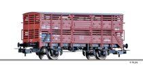Tillig 76657 Élőállatszállító fedett teherkocsi, PKP (E3)