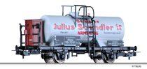 Tillig 76672 Tartálykocsi fékházzal, Ölwerke Julius Schindler, DRG (E2)