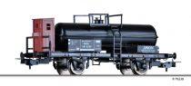 Tillig 76674 Savszállító tartálykocsi fékházzal, Union Fabrik Chemischer Produkte, DRG (E