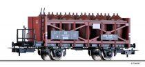 """Tillig 76678 Savedényszállító teherkocsi fékállással, """"R. Koepp & Co. AG"""", DB (E3)"""