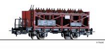 Tillig 76700 Savedényszállító teherkocsi fékállással, Uhk, VEB Synthesewerk Schwarzheide