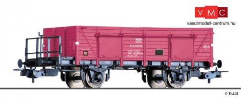 Tillig 76729 Nyitott teherkocsi fékállással, Kzn sorozat, MÁV Hungária (E3) (H0)