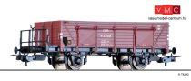 Tillig 76898 Nyitott teherkocsi fékállással, Ke, CFR (E3) (H0)