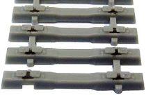 Tillig 83034 Flexibilis beton-(talpfa)rács, 125 mm (TT)