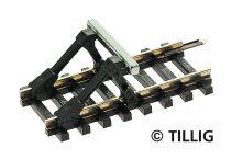 Tillig 83100 Ütközőbak sínnel, 41,5 mm (TT)