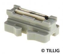 Tillig 83950 Sínösszekötő ágyazatos sínhez (20 db) (TT)