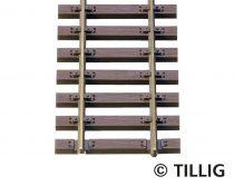 Tillig 85125 Flexibilis sín, faaljas, 890 mm (H0)