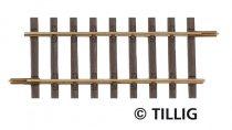 Tillig 85130 Egyenes sín G3, 64 mm (H0)