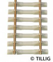Tillig 85134 Flexibilis sín, betonaljas 470 mm