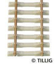 Tillig 85134 Flexibilis sín, betonaljas 470 mm (H0)