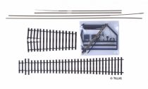 Tillig 85435 Flexibilis váltó EW5 7° - építőkészlet (H0)