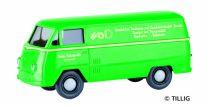 Tillig 8608 Matador dobozos furgon, Landmaschinenhandel Schepperle (TT)