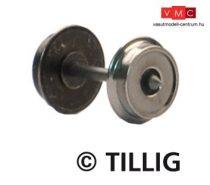 Tillig 8820 Fémkerék 8 mm, szigetelt (50 db) (TT)