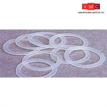Tillig 8882 Tapadógyűrű, 9, 2 mm-es kerékhez (8db), 227580. (TT)