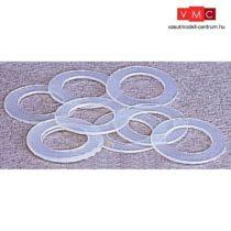 Tillig 8884 Tapadógyűrű 8 mm-es kerékhez (8db) (TT)