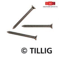Tillig 8976 Sínrögzítő csavarok (100 db), 1, 4×15 mm (TT)