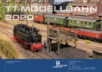 Tillig 9574 Naptár TT 2020 (Bradler Verlag)