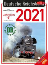 Tillig 9578 DR Naptár 2021 (Feuereißen Verlag)