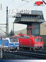 Tillig 9583 Tillig katalógus TT 2019/2020, német nyelven