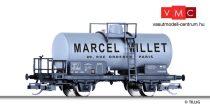 Tillig 95853 Tartálykocsi fékállással, SCw, Marcel Millet, SNCF (E3) (TT)