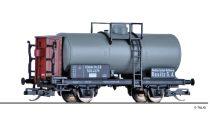 Tillig 95857 Tartálykocsi fékházzal, Rositzer Zucker-Raffinerie, K.Sächs.Sts.E.B. (E1)