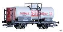 Tillig 95859 Tartálykocsi fékházzal, Ölwerke Julius Schindler, DRG (E2) (TT)