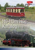 Tillig 9595 Katalógus H0-H0m/H0e 2018/2019, német