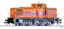 Tillig 96117 Dízelmozdony 346 171-2, LUTRA Hafengesellschaft (E6)