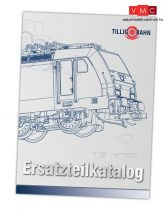 Tillig 9627 TILLIG TT pótalkatrész katalógus (TT)