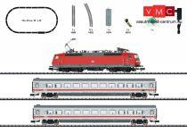 Trix 11150 Analóg kezdőkészlet: Személyvonat BR 120 villanymozdonnyal, ovál pályával (E6