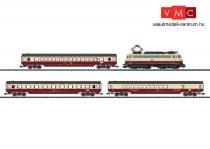 Trix 11627 Rheingold TEE személyvonat-készlet BR 112 villanymozdonnyal, DB (E4) - DCC / SX de