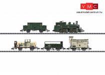 Trix 11632 Bajor tehervonat-készlet BB II Mallet gőzmozdonnyal (E1) (N) - DCC / SX dekóderre