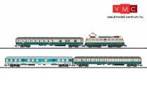 Trix 11635 Sebesvonat-készlet (Moseltalbahn) BR 110 villanymozdonnyal, DB-AG (E5) (N) - DCC /