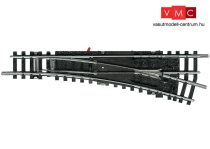 Trix 14939 Jobbos váltó, kézi, 112,6 mm, polarizált, R4 15° (N)