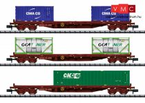 Trix 15072 Wagenset Gütertransport SNCF