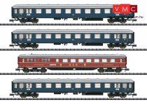 Trix 15132 Személykocsi-készlet, négytengelyes MERKUR, DB (E3) (N)