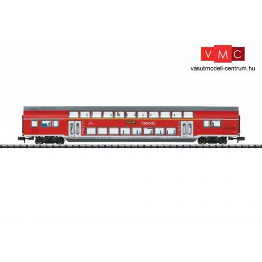 Trix 15412 Emeletes személykocsi DABpza 785., 1./2. osztály Service, DB-AG (E6) (N) - belső