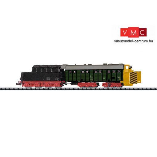 Trix 15422 Vasúti gőzüzemű hómaró, Henschel, DB (E4) (N)