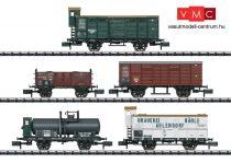 Trix 15534 Güterwagen-Set 175 Jahre K.W.