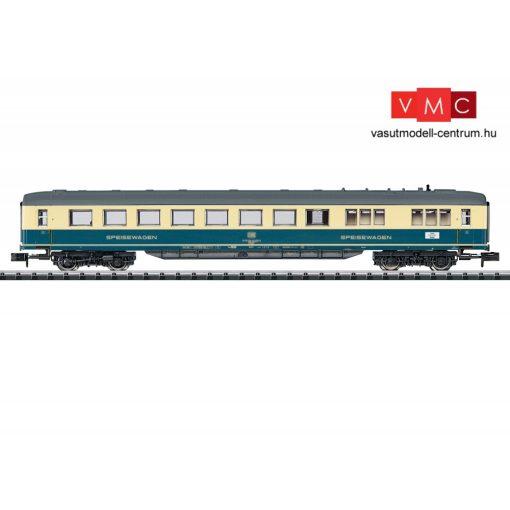 Trix 15633 Személykocsi, négytengelyes WRügh 152, DB (E4) (N)